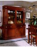 Base bassa classica due porte due cassetti (senza alzata)