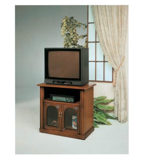 Porta-TV classico vetro due porte