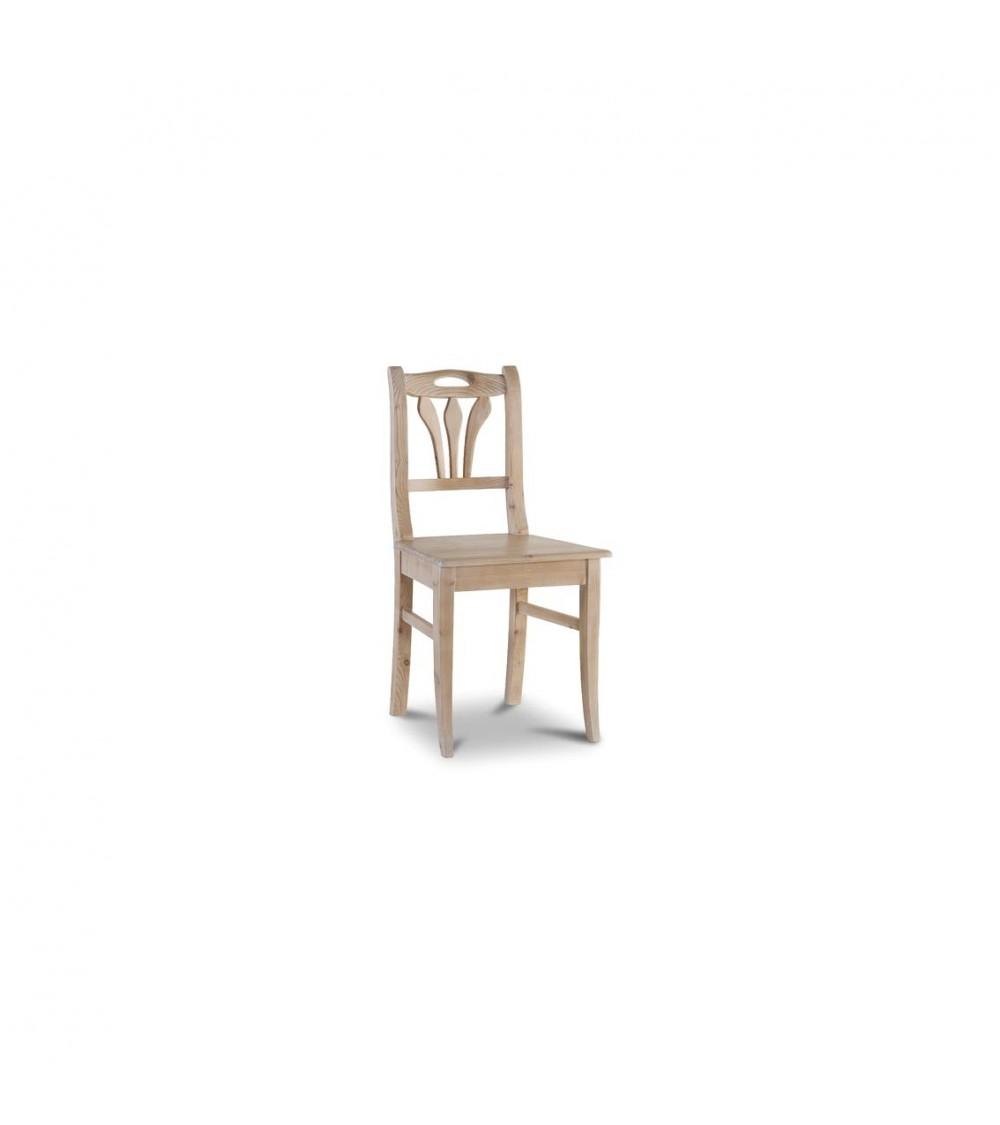 Sedia fondino legno