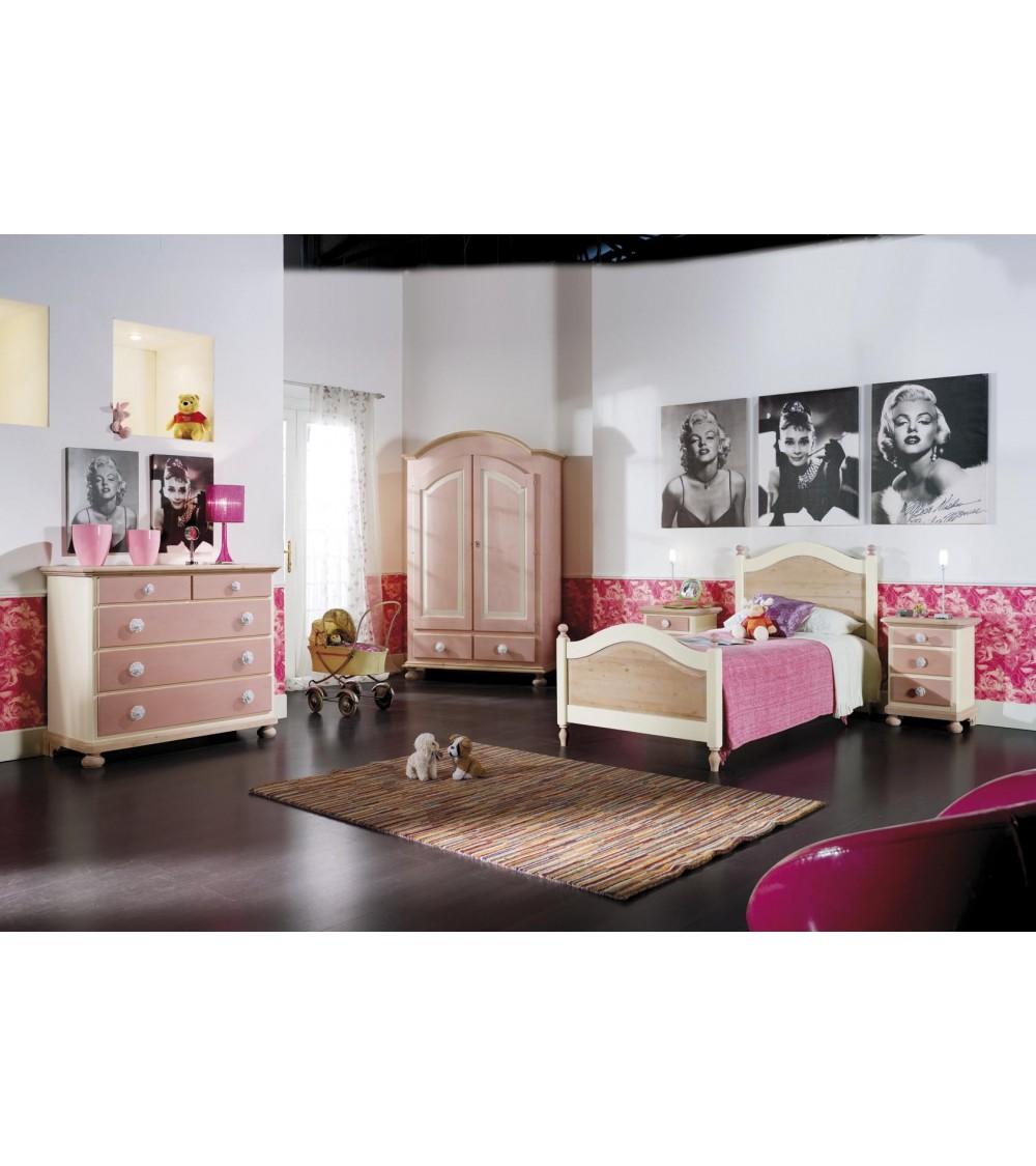 Cameretta rosa