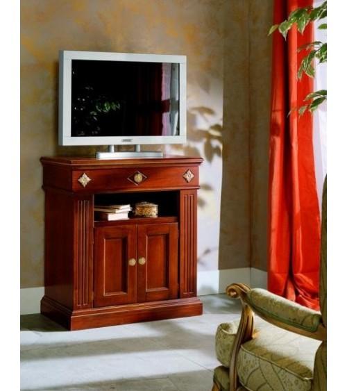 Porta-TV classico angolo due porte - VDE817 - 1 - Porta TV