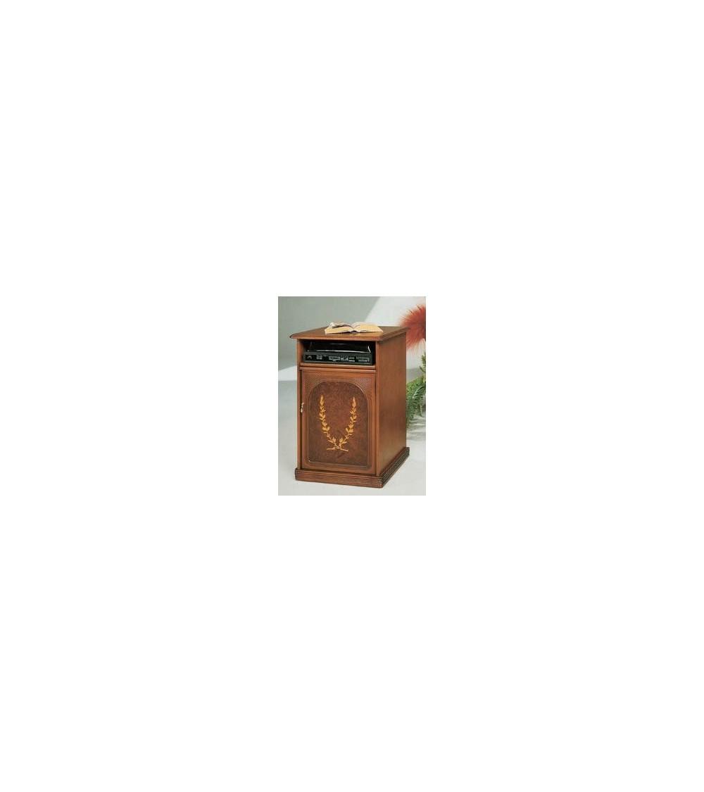 Porta-telefono classico radica/intarsio una porta