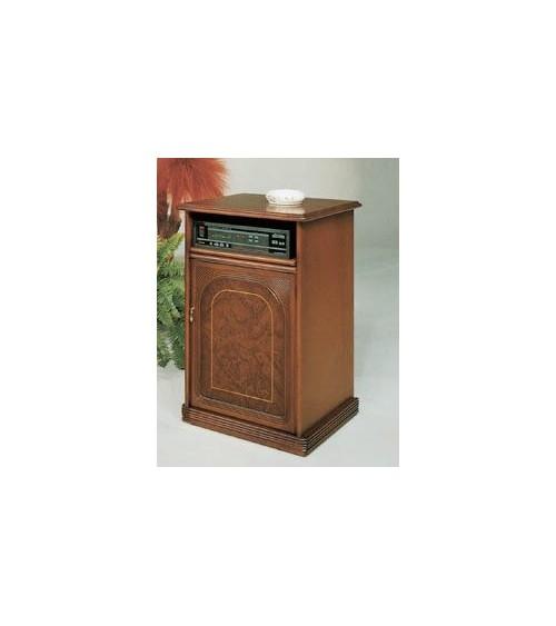 Portatelefono classico radica filetto una porta - M404 - 1 - Porta TV