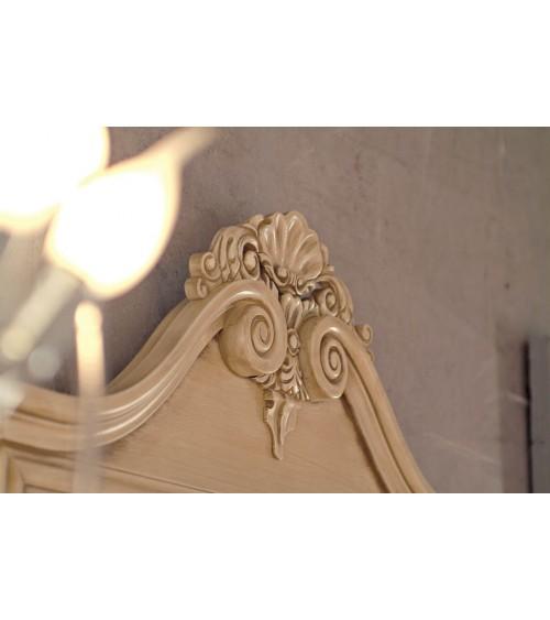 Armadio classico una porta con ripiano e paletto porta abiti - LO113 - 2 - Armadi