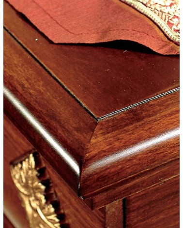 Cristalliera classica tre porte larghe - VDE809 - 2 - Credenze