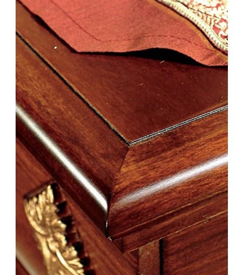 Cristalliera classica c/base due porte sette cassetti - VDE830 - 2 - Credenze