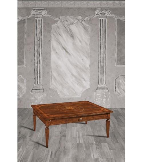 Tavolino rettangolare - Z682/A - 1 - Tavoli