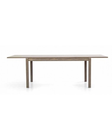 Tavolo rovere grigio 160x90 + 2 allunghe 43 - T562 - 2 - Tavoli