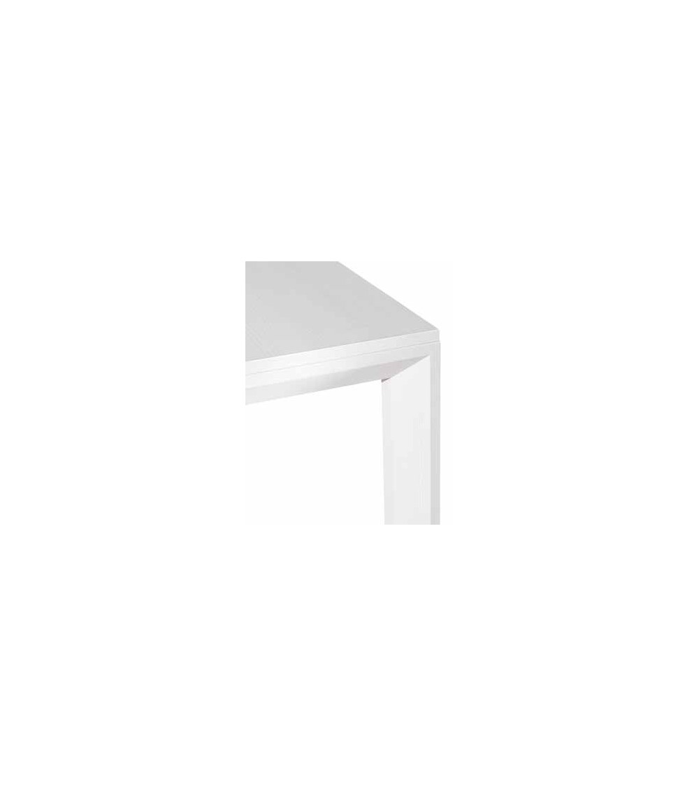 Tavolo bianco frassinato 110x70 1 allunghe 50 - T659 - 1 - Tavoli