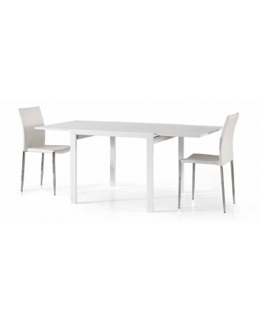 Tavolo bianco frassinato 90x90 - T662 - 2 - Tavoli