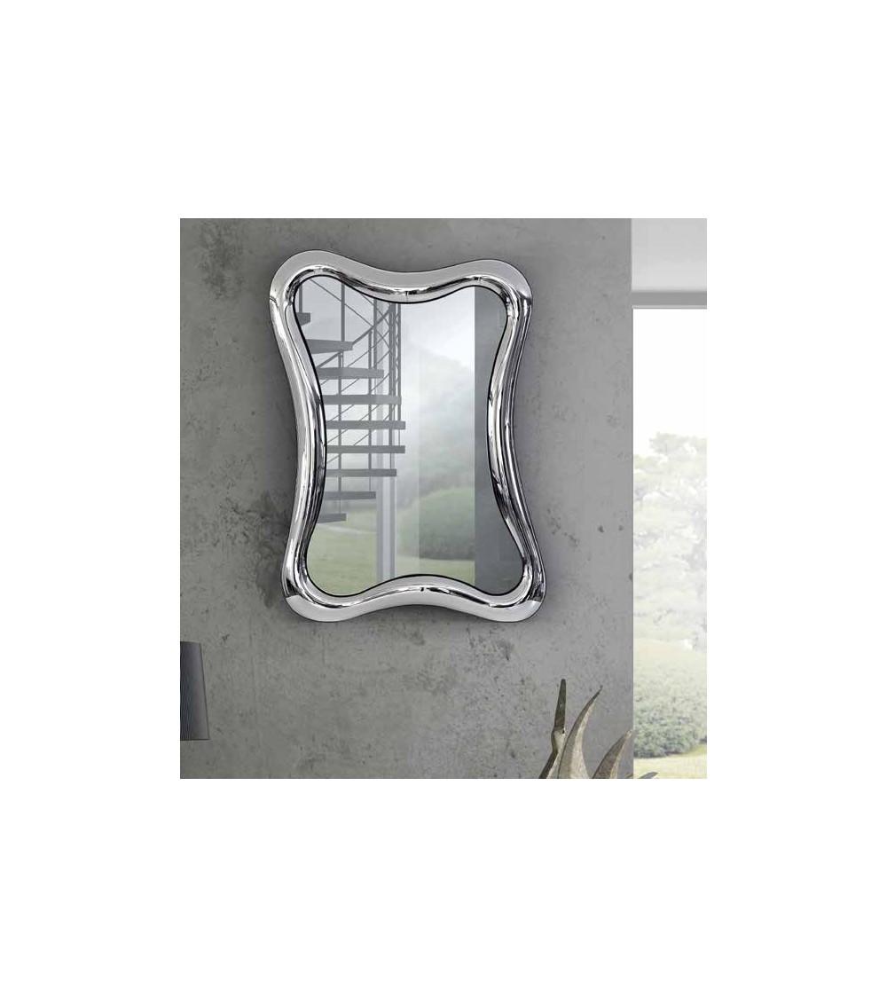 Specchiera argento 75x110 - T626 - 1 - Specchiere