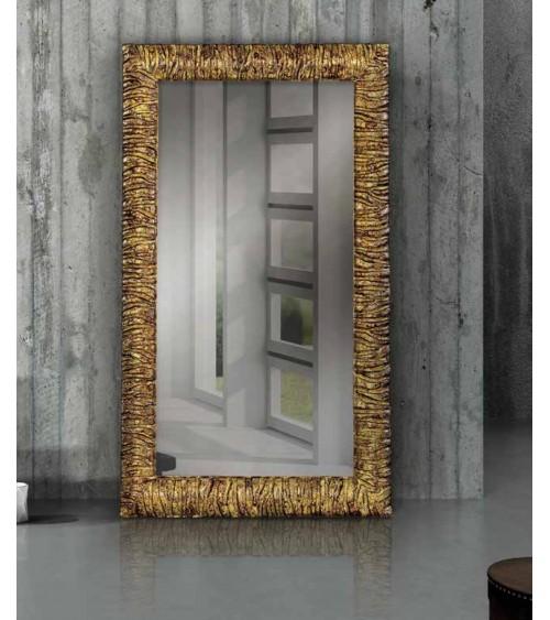 Specchiera oro 74x120 - T629 - 1 - Specchiere