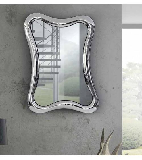 Specchiera argento 90x120 - T630 - 1 - Specchiere