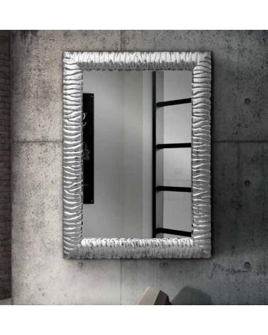 Specchiera argento 70x100 - T631 - 1 - Specchiere
