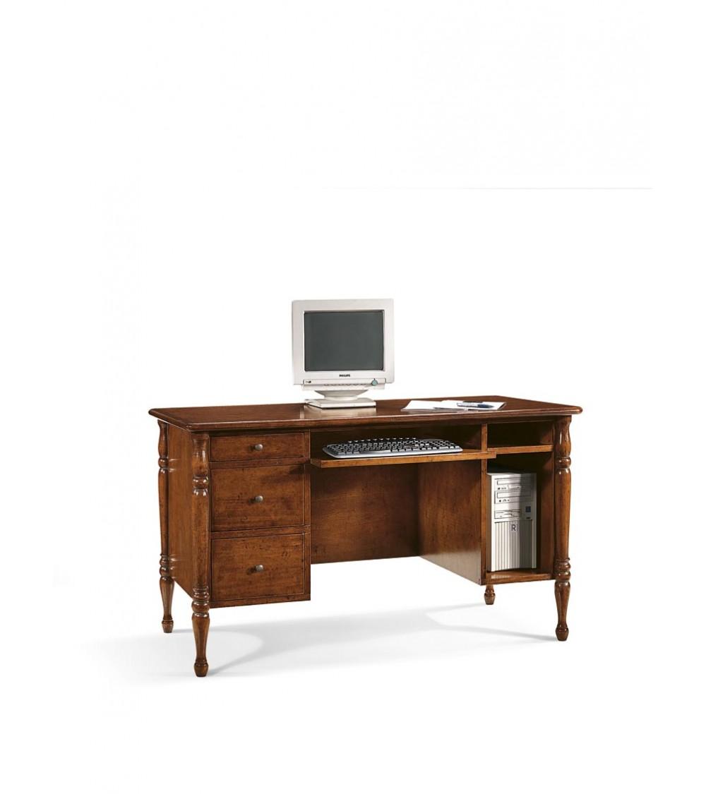 Scrivania porta PC 3 cassetti - Z2130/A - 1 - Scrivanie