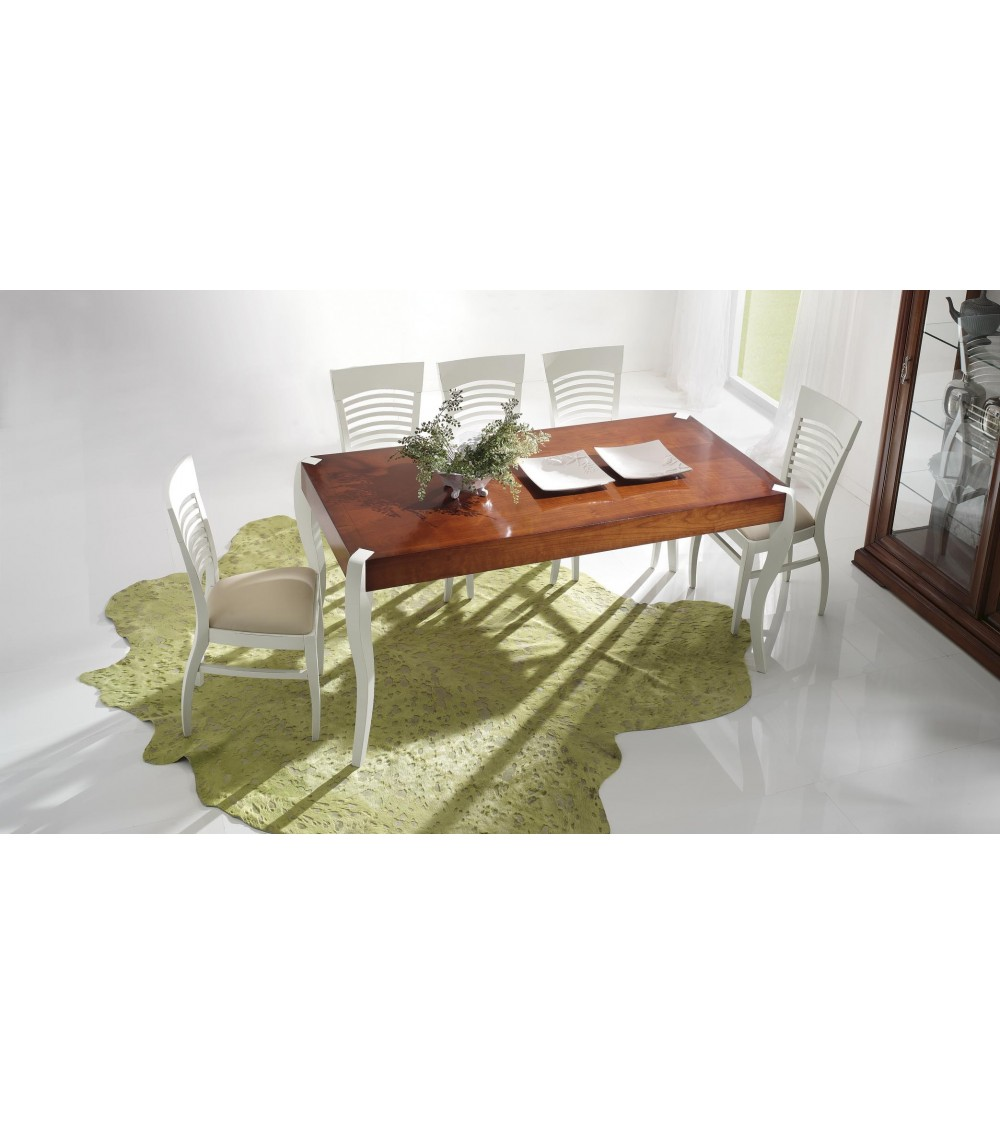 Tavolo rettangolare 160 - Z3068/A - 1 - Tavoli