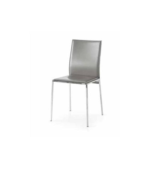 Sedia grigia - T1680 - 1 - Moderne