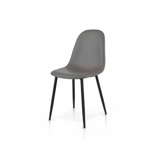 Sedia grigia - T927 - 1 - Moderne