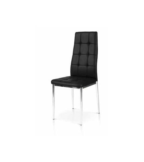 Sedia nera - T933 - 1 - Moderne