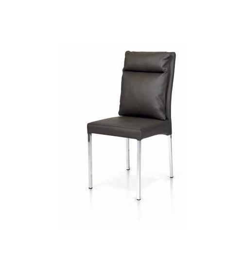 Sedia grigia - T954 - 1 - Moderne