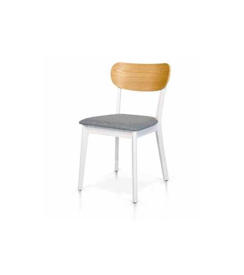 Sedia bicolore - T964 - 1 - Moderne