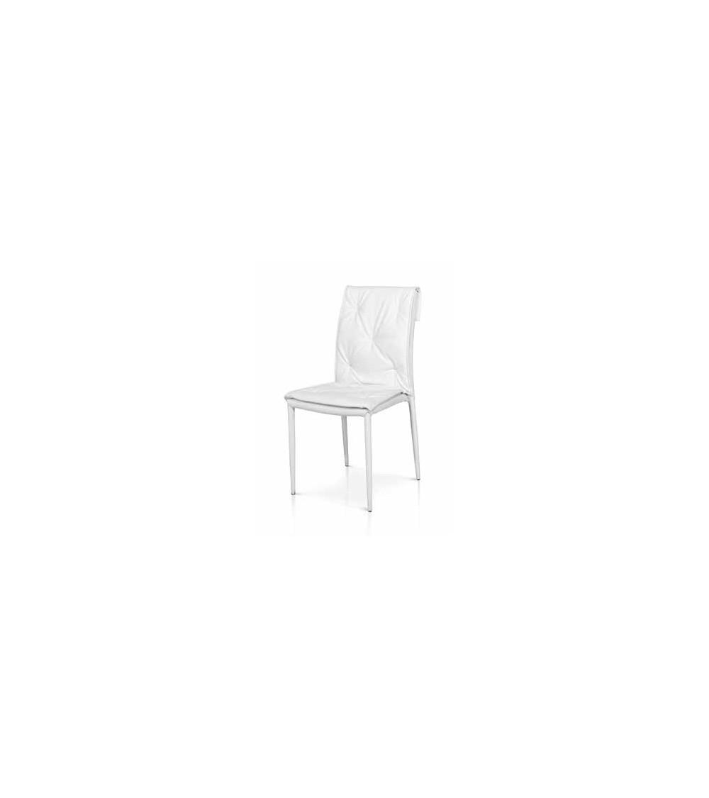 Sedia bianca - T977 - 1 - Moderne