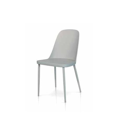 Sedia grigia - T988 - 1 - Moderne
