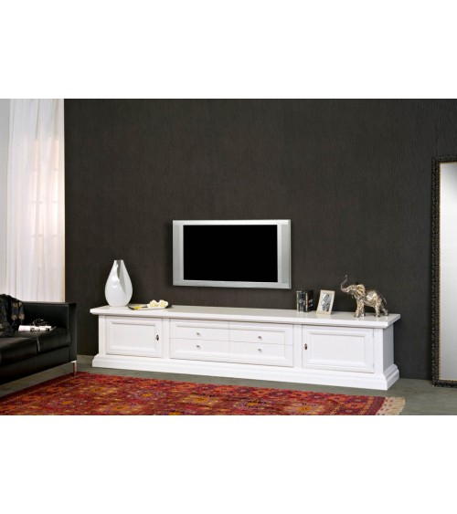 Base porta-TV classica spalla larga - AS17 - 1 - Porta TV