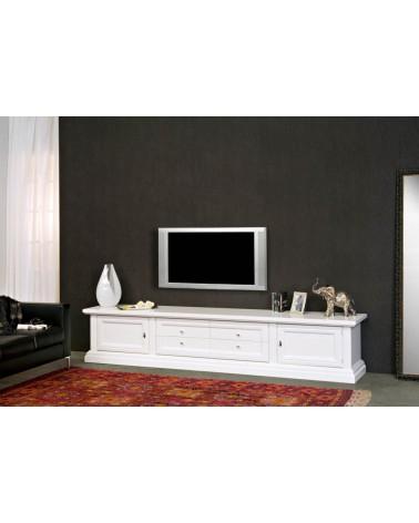 Base porta-TV classica spalla larga - AS17 - 1 - Porta TV