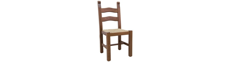 Sedie e poltrone rustiche