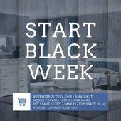 Inizia con noi la tua Black Week!  Richiedi il tuo coupon da utilizzare su Amazon.it per acquistare i nostri prodotti 🏠  #arredamento #mobili #casa #madeinitaly #artigianato #zeroduezero #blackfriday #blackweek #blackweekend #amazon #amazonitalia #amazonit #coupons #coupon